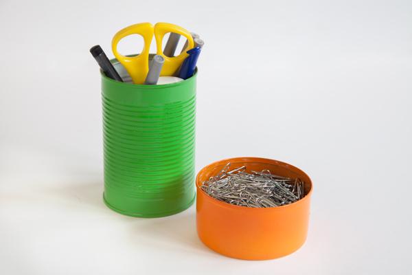 Mini Make Tin Cans Spray Paint Ideas
