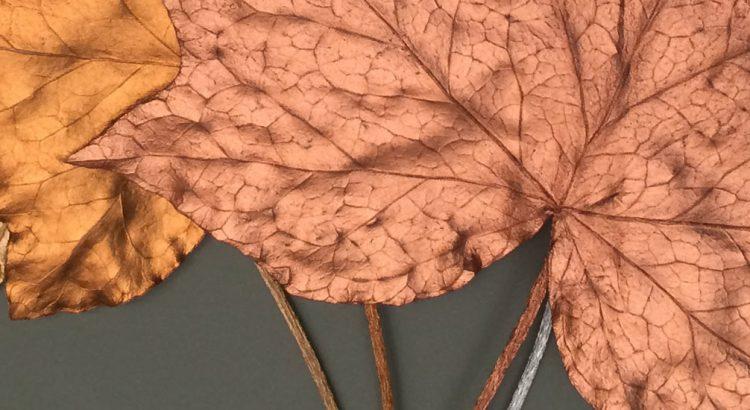 Metallic leaves front cover v2