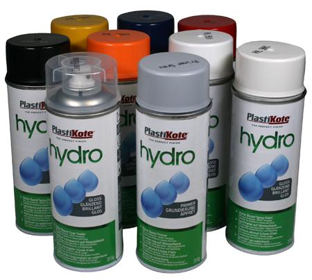 Hydro portrait Blog