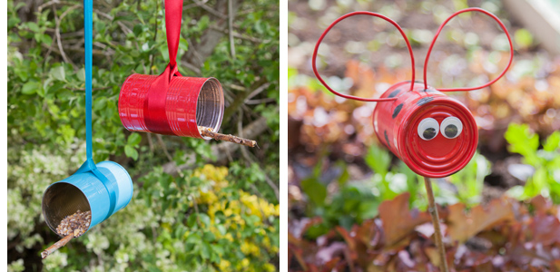 comp bird feeders etc