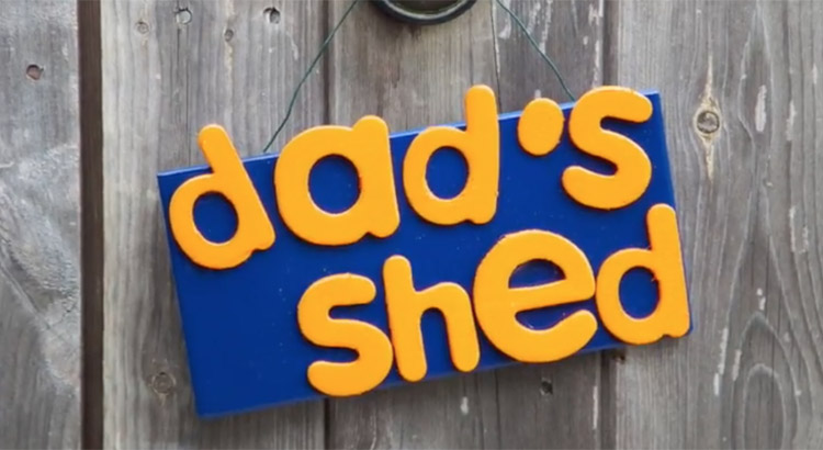 dad's shed pic