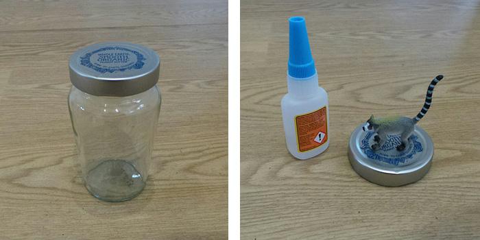 jars step 1