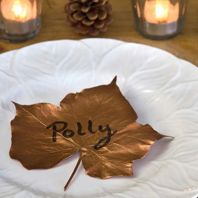 step by step polly leaf