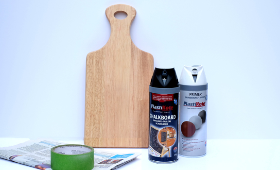 How to chopping board before