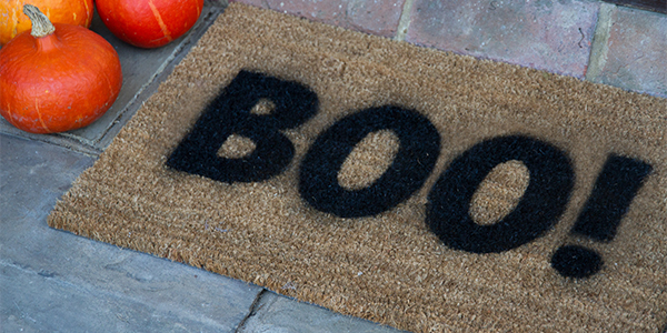 door mat in copy