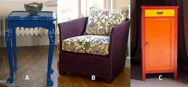comp - colourful furniture