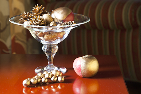 fruit and nuts in post
