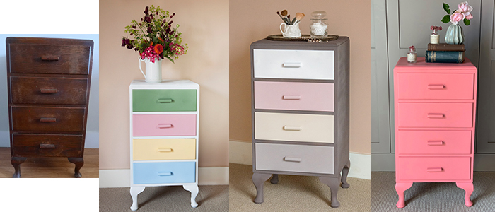 chest of drawers makeovers