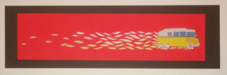 vw camper-split van's long flame cover pic