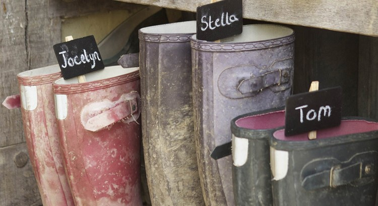 wellies feature pic