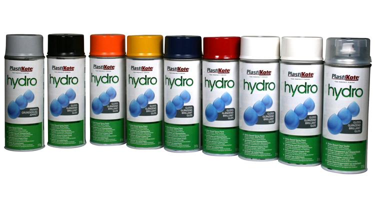 Hydro portrait