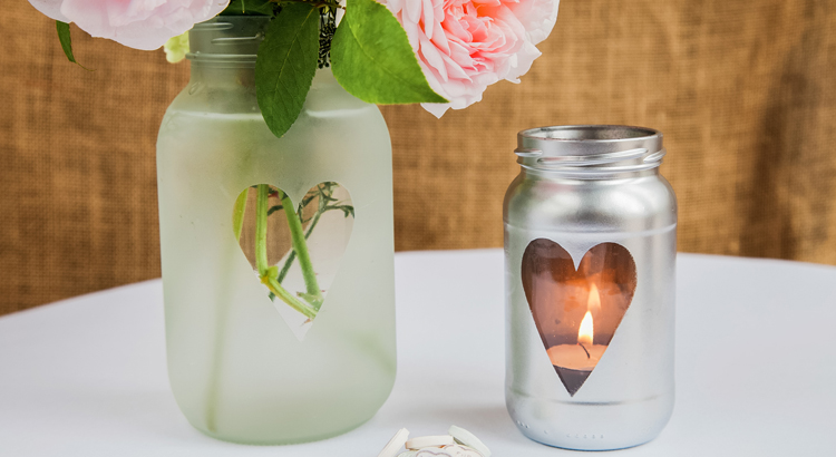 PlastiKote Wedding Frosted Jar 93