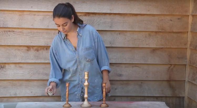 vlog candlesticks