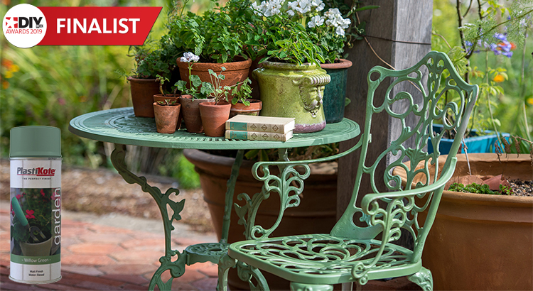 Garden furniture - Garden Willow Green for blog2